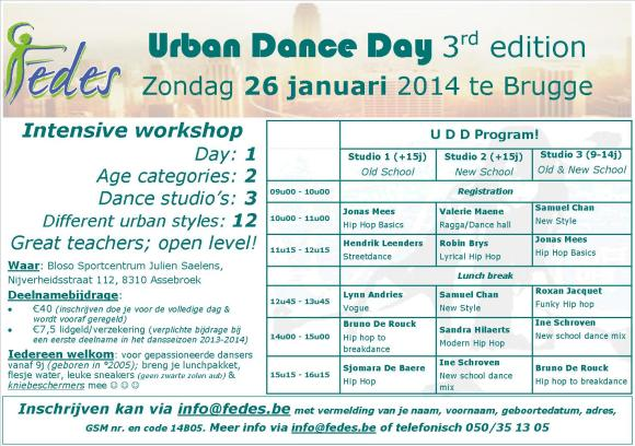 Urban Dance Day 3rd edition