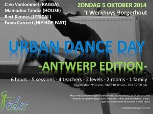 UDD Antwerp flyer