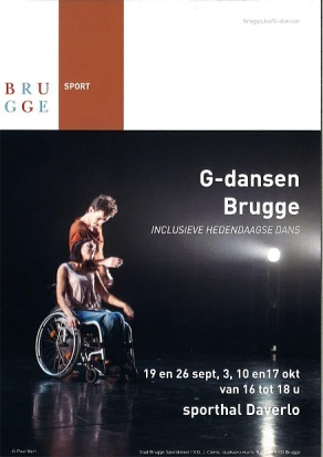Flyer G-dans Trial cover