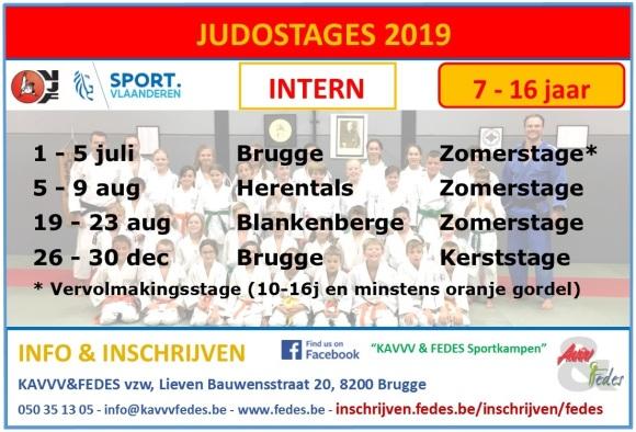 Flyer judo 2019 liggend (judocontact)