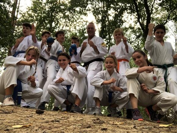 Karate afbeelding