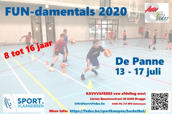 Flyer FUN-damentals 2020