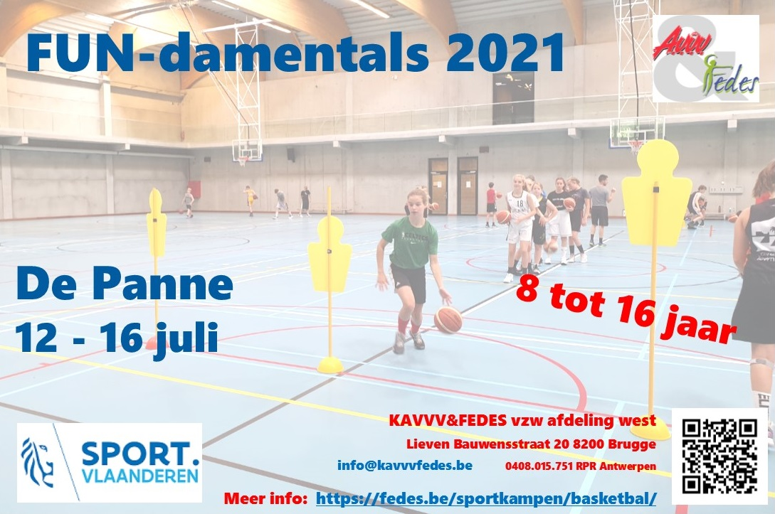 FUN-damentals 2021 Flyer